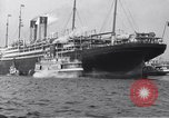 Image of SS Adriatic New York City USA, 1917, second 7 stock footage video 65675035176