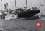 Image of SS Adriatic New York City USA, 1917, second 9 stock footage video 65675035176