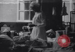 Image of Nurse tending to wounded American soldiers in  World War 1 United States USA, 1918, second 1 stock footage video 65675035179