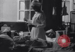 Image of Nurse tending to wounded American soldiers in  World War 1 United States USA, 1918, second 2 stock footage video 65675035179