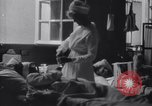 Image of Nurse tending to wounded American soldiers in  World War 1 United States USA, 1918, second 3 stock footage video 65675035179