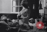 Image of Nurse tending to wounded American soldiers in  World War 1 United States USA, 1918, second 4 stock footage video 65675035179