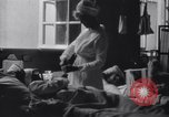 Image of Nurse tending to wounded American soldiers in  World War 1 United States USA, 1918, second 5 stock footage video 65675035179