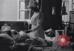 Image of Nurse tending to wounded American soldiers in  World War 1 United States USA, 1918, second 8 stock footage video 65675035179