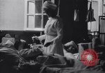 Image of Nurse tending to wounded American soldiers in  World War 1 United States USA, 1918, second 10 stock footage video 65675035179