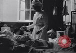 Image of Nurse tending to wounded American soldiers in  World War 1 United States USA, 1918, second 11 stock footage video 65675035179