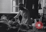 Image of Nurse tending to wounded American soldiers in  World War 1 United States USA, 1918, second 12 stock footage video 65675035179