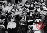 Image of Samuel Gompers visits boyhood home London England United Kingdom, 1917, second 6 stock footage video 65675035182
