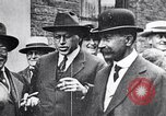 Image of Samuel Gompers visits boyhood home London England United Kingdom, 1917, second 9 stock footage video 65675035182