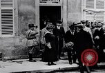 Image of Raymond Poincare in World War I Saint Mihiel France, 1917, second 7 stock footage video 65675035184