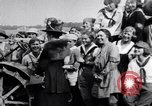 Image of Governor Lowden visits women farm workers during war Libertyville Illinois USA, 1917, second 3 stock footage video 65675035188