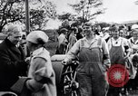 Image of Governor Lowden visits women farm workers during war Libertyville Illinois USA, 1917, second 7 stock footage video 65675035188