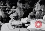 Image of Red Cross nurses during Spanish Flu epidemic Boston Massachusetts USA, 1918, second 6 stock footage video 65675035191