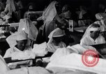 Image of Red Cross nurses during Spanish Flu epidemic Boston Massachusetts USA, 1918, second 9 stock footage video 65675035191