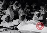 Image of Red Cross nurses during Spanish Flu epidemic Boston Massachusetts USA, 1918, second 10 stock footage video 65675035191