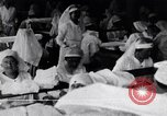 Image of Red Cross nurses during Spanish Flu epidemic Boston Massachusetts USA, 1918, second 11 stock footage video 65675035191