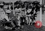Image of American women Venice Beach Los Angeles California USA, 1917, second 5 stock footage video 65675035192