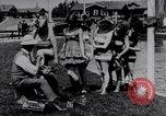 Image of American women Venice Beach Los Angeles California USA, 1917, second 8 stock footage video 65675035192