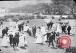 Image of American civil war period dancing Oakland California USA, 1919, second 4 stock footage video 65675035194
