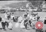 Image of American civil war period dancing Oakland California USA, 1919, second 6 stock footage video 65675035194