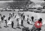 Image of American civil war period dancing Oakland California USA, 1919, second 12 stock footage video 65675035194