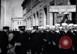 Image of Golden Gate Naval guards in World War 1 San Francisco California USA, 1917, second 11 stock footage video 65675035197