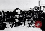 Image of American women Venice Beach Los Angeles California USA, 1917, second 3 stock footage video 65675035202
