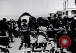 Image of American women Venice Beach Los Angeles California USA, 1917, second 10 stock footage video 65675035202