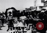 Image of American women Venice Beach Los Angeles California USA, 1917, second 11 stock footage video 65675035202