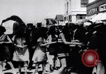 Image of American women Venice Beach Los Angeles California USA, 1917, second 12 stock footage video 65675035202