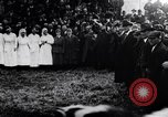 Image of Livestock sale to benefit Red Cross  Denver Colorado USA, 1917, second 2 stock footage video 65675035208