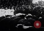 Image of Livestock sale to benefit Red Cross  Denver Colorado USA, 1917, second 5 stock footage video 65675035208