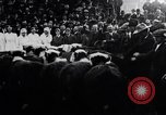 Image of Livestock sale to benefit Red Cross  Denver Colorado USA, 1917, second 8 stock footage video 65675035208