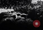 Image of Livestock sale to benefit Red Cross  Denver Colorado USA, 1917, second 11 stock footage video 65675035208