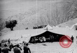 Image of Second Balkan War medical tent Austria-Hungary, 1913, second 3 stock footage video 65675035211