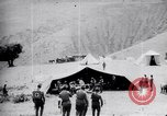 Image of Second Balkan War medical tent Austria-Hungary, 1913, second 10 stock footage video 65675035211