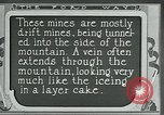 Image of miners United States USA, 1923, second 7 stock footage video 65675035230