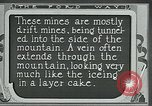 Image of miners United States USA, 1923, second 8 stock footage video 65675035230