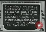 Image of miners United States USA, 1923, second 11 stock footage video 65675035230
