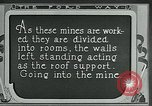 Image of miners United States USA, 1923, second 5 stock footage video 65675035231