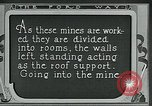 Image of miners United States USA, 1923, second 6 stock footage video 65675035231