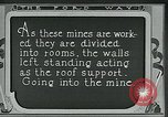 Image of miners United States USA, 1923, second 7 stock footage video 65675035231