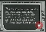 Image of miners United States USA, 1923, second 8 stock footage video 65675035231