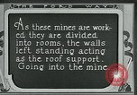 Image of miners United States USA, 1923, second 11 stock footage video 65675035231