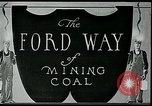 Image of Ford mines Wallins Creek Kentucky USA, 1924, second 2 stock footage video 65675035232