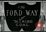 Image of Ford mines Wallins Creek Kentucky USA, 1924, second 3 stock footage video 65675035232