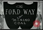 Image of Ford mines Wallins Creek Kentucky USA, 1924, second 4 stock footage video 65675035232