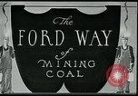 Image of Ford mines Wallins Creek Kentucky USA, 1924, second 5 stock footage video 65675035232