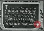 Image of Ford mines Stone Kentucky USA, 1924, second 1 stock footage video 65675035235