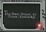 Image of Ford mines Stone Kentucky USA, 1924, second 3 stock footage video 65675035236